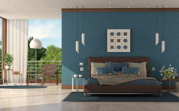 Plusy i minusy głównej sypialni na pierwszym piętrze