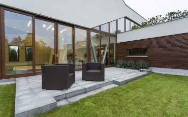 Co sprawia, że patio wygląda świetnie?